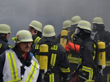 Wohnungsbrand in Waltershofen